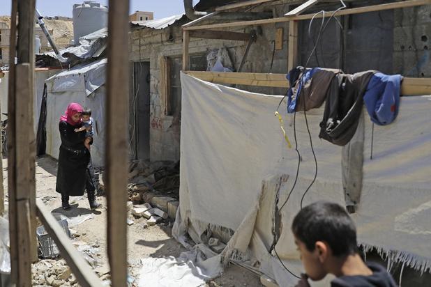 Situatie Syrische vluchtelingen in Libanon 'wordt steeds alarmerender'