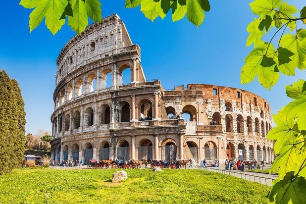 Voici à quoi ressemblera la rénovation du Colisée de Rome