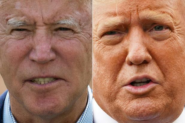 """Donald Trump, showman prêt au """"combat"""""""