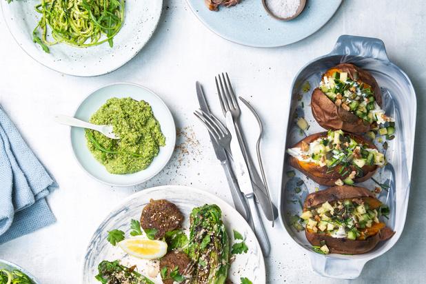 Groenten troef: 'Bijgerechten zijn dé manier om vleeseters en vegetariërs te verenigen'