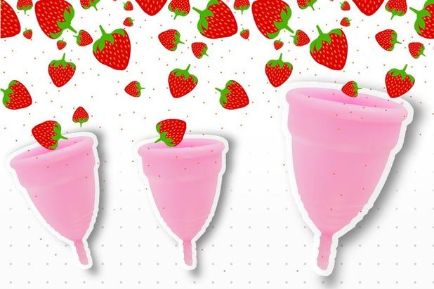 Bang voor de menstruatiecup: 'Ik vind een bloedneus niet akelig, dus waarom gruwen van mijn menstruatiebloed?'