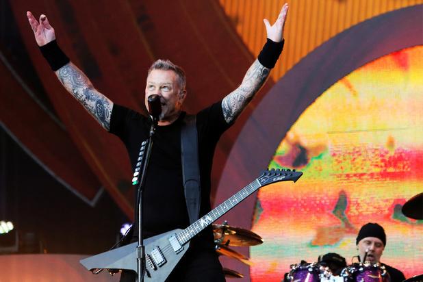 Metallica in het Boudewijnstadion: na vier decennia nog altijd roestvrij