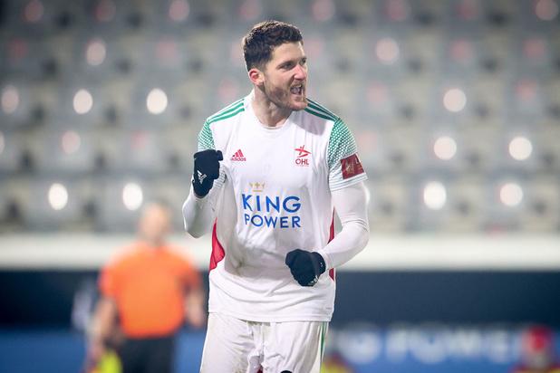 Anderlecht lijdt puntenverlies in Leuven