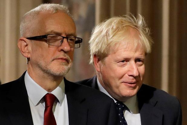 Johnson et Corbyn s'écharpent sur le Brexit