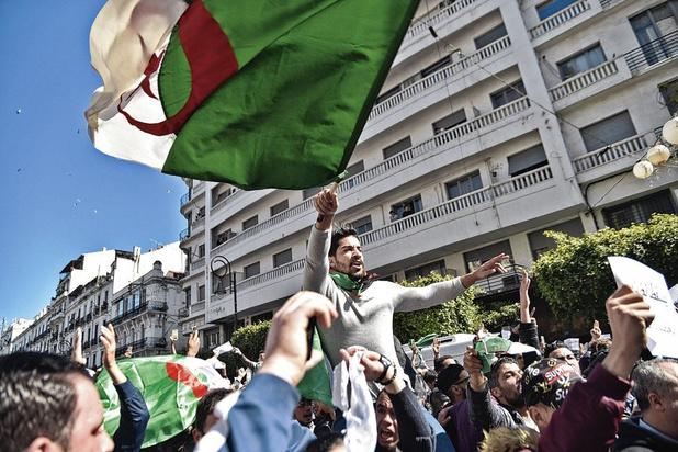 Algérie : la révolte