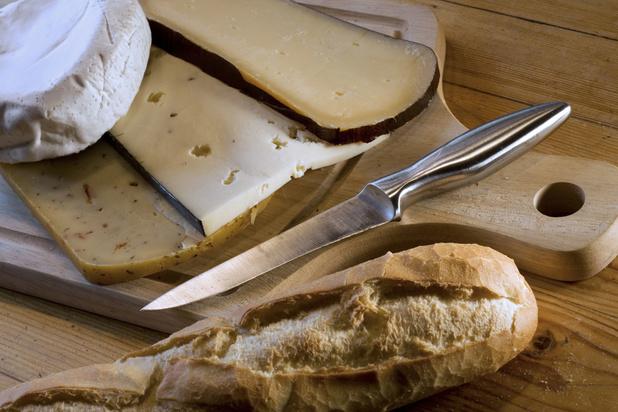 Le palmarès complet des meilleurs fromages wallons de l'année