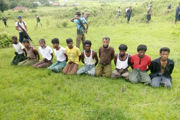 Amnesty International: Leger Myanmar begaat oorlogsmisdaden in Rakhine