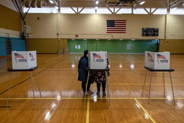 Élections américaines: le point sur la situation dans six Etats-clés