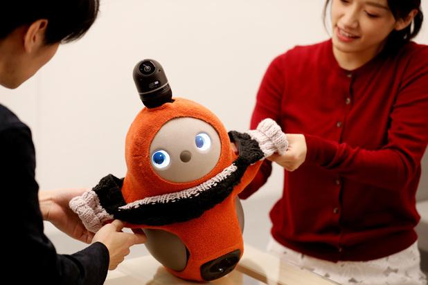 Les robots de compagnie, remède à la solitude et source de réconfort en plein boom au Japon