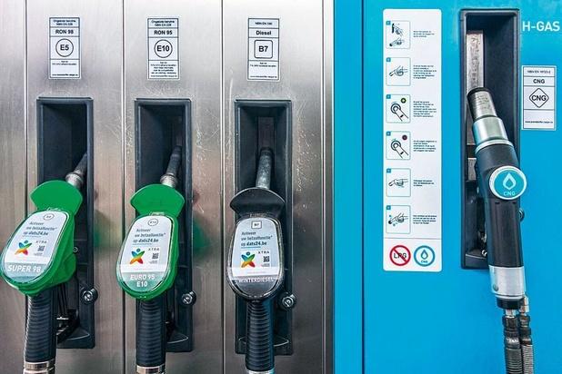 Le gaz plus rentable que le diesel