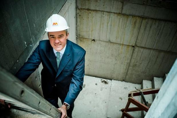 Olivier Lambrecht wordt nieuwe CEO Matexi