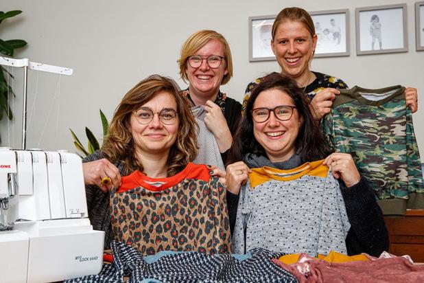 De Stekkers maken truien ten voordele van Tordale