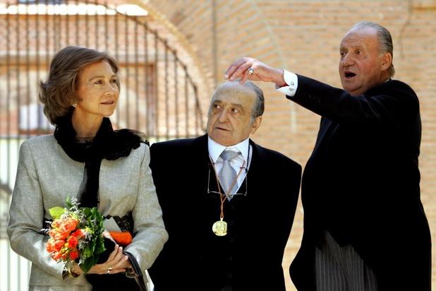 Spaanse schrijver Rafael Sanchez Ferlosio overleden