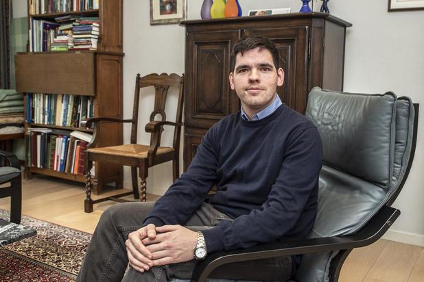 Birger wil al sinds zijn zevende priester worden, nu is het eindelijk zover in Roeselare