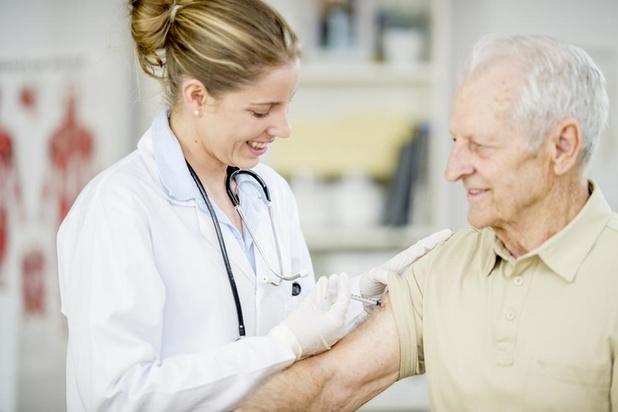 Te weinig preventie van longontsteking bij volwassenen
