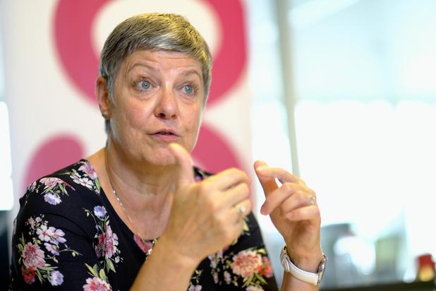 GO-topvrouw Raymonda Verdyck: 'Kwaliteit onderwijs hangt rechtstreeks samen met leerkrachten'