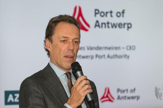 Antwerpse haven boekt zevende record op rij