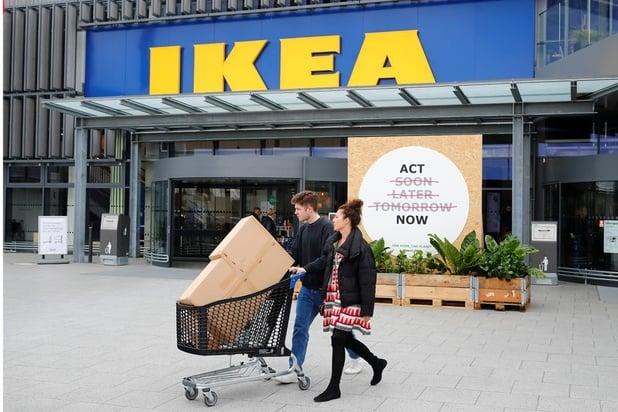 E-commerce: Ikea, champion européen