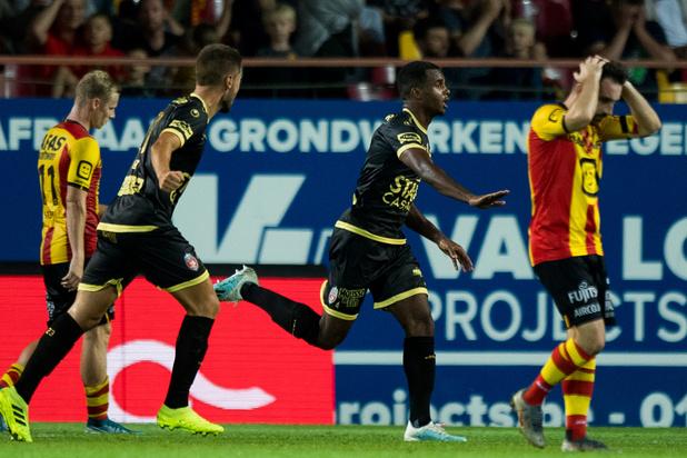 KV Mechelen en Moeskroen delen de punten en laten leidersplaats liggen