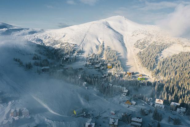 Le projet d'une gigantesque station de ski en Ukraine dans le collimateur des écologistes