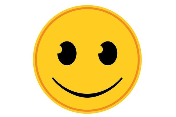 Les premiers smileys mis aux enchères
