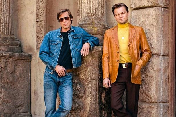 Quentin Tarantino krijgt nieuwe film met Pitt en DiCaprio toch op tijd klaar voor Cannes