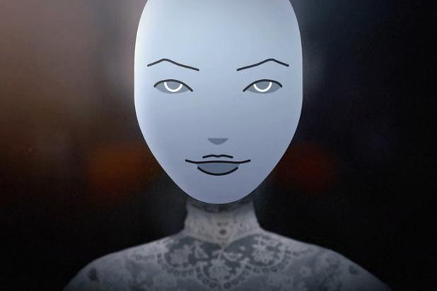 In première: Tristan is een rebellerende robot in de nieuwe videoclip van Almighty Mighty