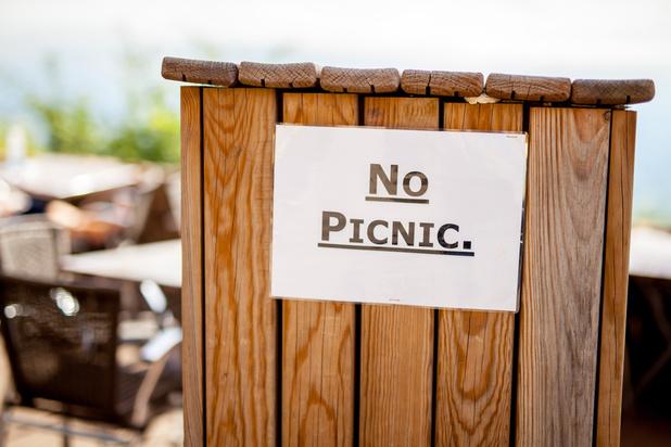 Discrimination au pique-nique dans les parcs Disneyland