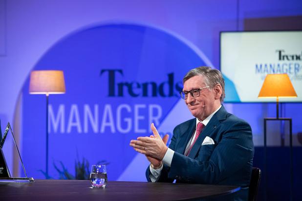 Herbekijk de prijsuitreiking van de Trends Manager van het Jaar 2020