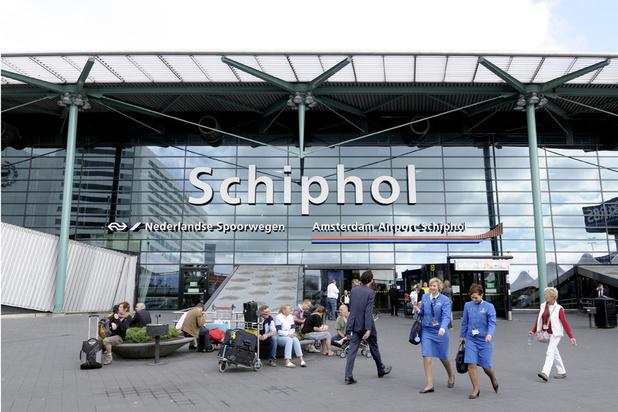 Des dizaines de vols annulés à Amsterdam-Schiphol