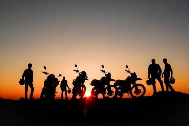 Rouler à moto diminue le stress et améliore la concentration