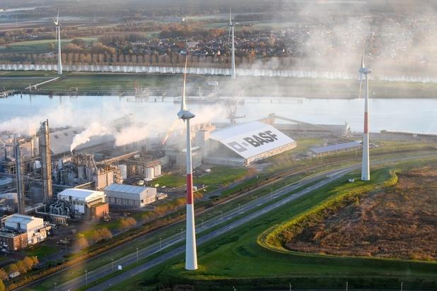BASF zal geen gascentrale in Antwerpen bouwen - 'geen prioriteit meer'