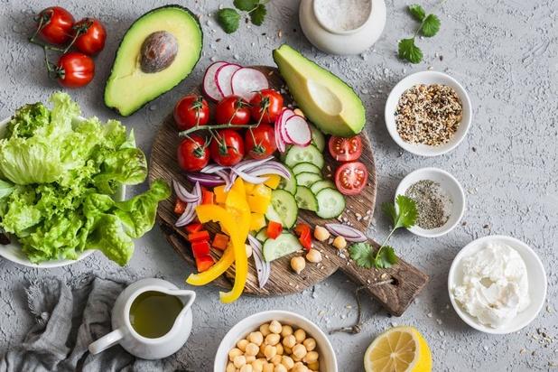 Cinq règles d'or pour une alimentation saine