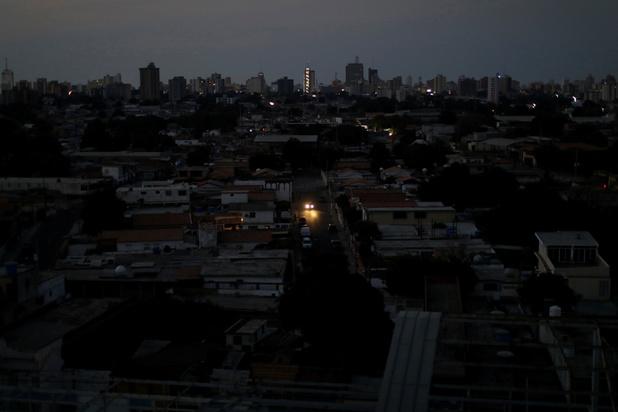 Que se passerait-il en cas de panne d'électricité généralisée?