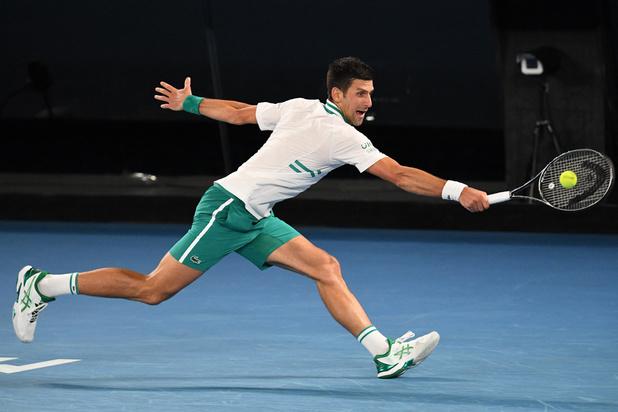 Novak Djokovic remporte son 9e Open d'Australie