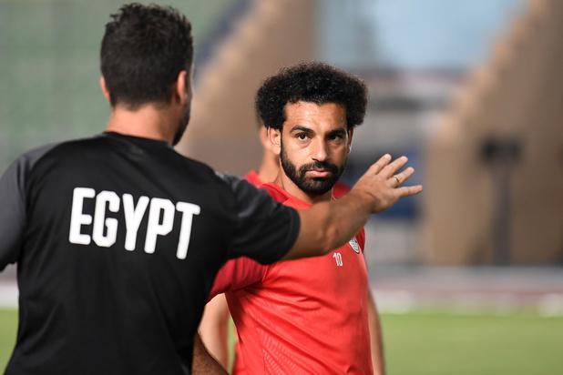 Egypte wil Afrika Cup winnen in eigen land