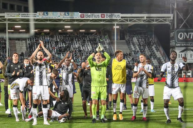 Jupiler Pro League: Charleroi écarte le Beerschot (3-1) et conforte sa première place