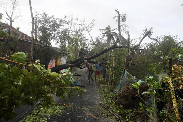 Cyclone Bulbul : huit morts en Inde et au Bangladesh
