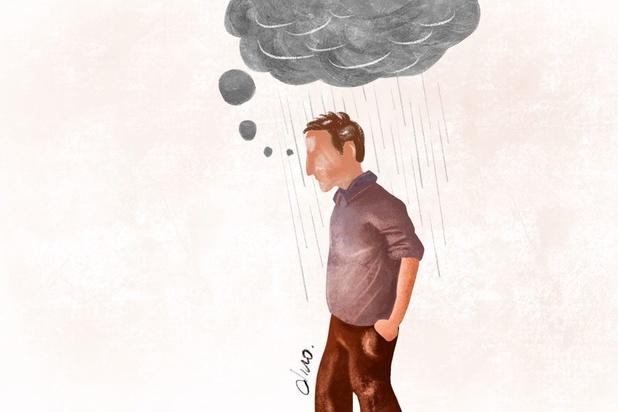 'Is een zware depressie echt minder erg dan kanker?'