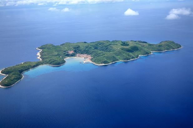La Croatie d'île en île: cinq diamants bruts de la mer Adriatique