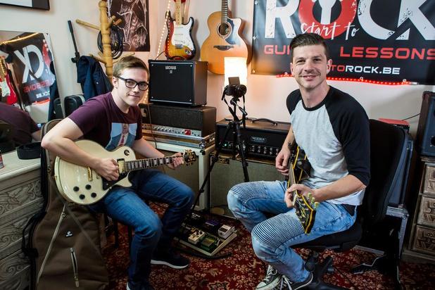 Bart Labeur leert Brugge rocken