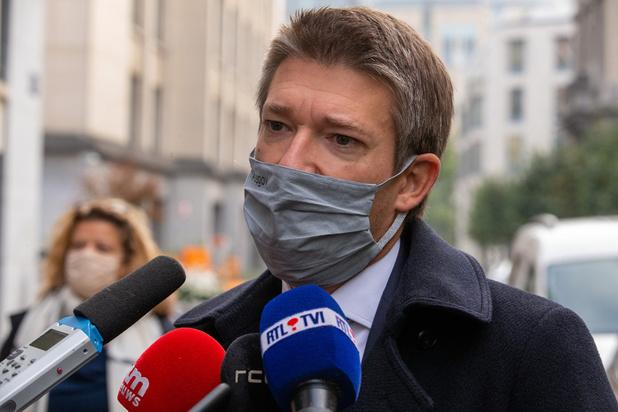 Le ministre Dermagne demande un conciliateur social dans le dossier Ryanair