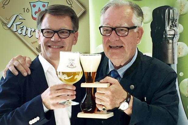 Dix-sept ans après la DeuS, la brasserie Bosteels lance une nouvelle bière,