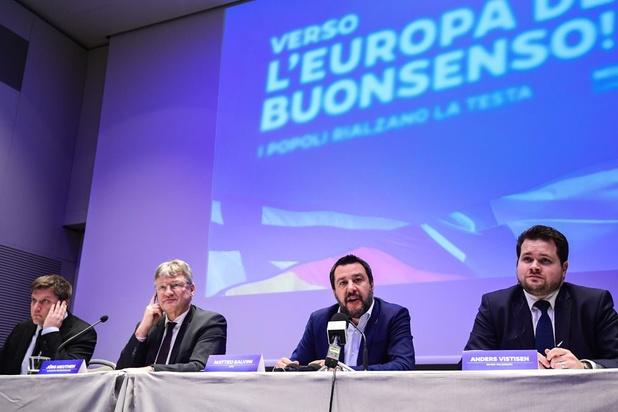 Italiaanse Lega en Duitse AfD leggen basis voor nieuwe eurosceptische fractie