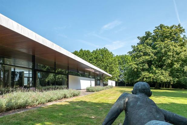 L'un des chefs-d'oeuvre architecturaux de Belgique est à vendre