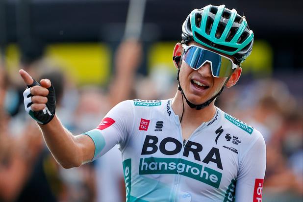 Tour de France : Kämna remporte la 16e étape