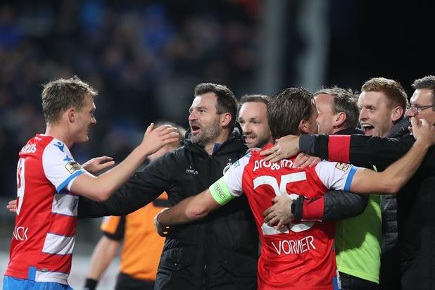 """Ivan Leko après la victoire à Anderlecht: """"On aurait même pu mener... 0-6 à la mi-temps"""""""