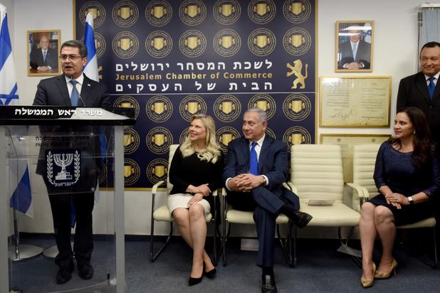 Honduras opent diplomatiek bureau in Jeruzalem