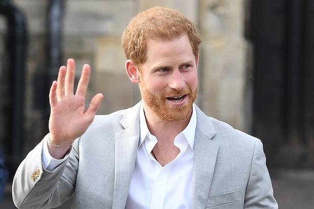"""Le prince Harry gagne contre une """"agence de paparazzi"""""""