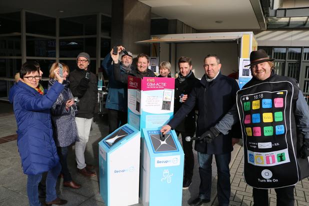 Un marché en ligne pour recycler les déchets électroniques des entreprises